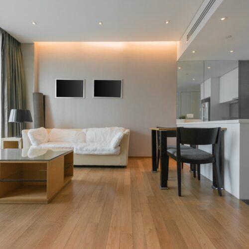 Deze drie vloeren zijn het beste voor in de woonkamer